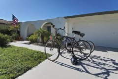 Garage and Bicycles